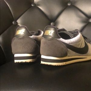 Nike Shoes - Velvet Nike Cortez